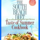Book The South Beach Diet Taste of Summer Cookbook -Agatston