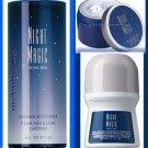 Women's Fragrance Set NIGHT MAGIC ~NEW~ (Quantity-1 Set-Talc-Roll On-Softener)