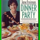 Book Dinner Party by Jane Freiman (1992)