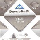 Copy Printer Paper 2 Reams @500 ct =1000 Ct NEW 8.5 X11 Georgia Pacific Basic#88