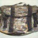 "Hunting..Outdoor Life Camouflage Lightweight Duffle Bag ""Waterproof Vinyl"" ~NEW~"