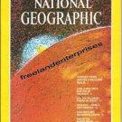 Book National Geographic Magazine 1980 January ~ Vol 157, No 1 ~ VGC