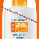 SSS Bug Guard PLUS Itch Relief Pump Spray 2 oz Travel Size