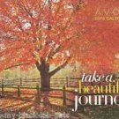 """Avon 2016 12-Month Calendar Collectible """"Take A Beautiful Journey""""  NEW"""
