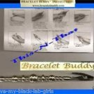Bracelet Fastener Buddy and/or Helper ~ Use For Arthritis and/or Long Nails ~NEW