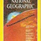 Book National Geographic Magazine 1980 (01) January ~ Vol 157, No 1 ~ VGC