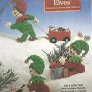 CRAFTS Needlecraft Shop Christmas Trimmings Toymaker Elves Kit #410035 984043