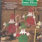CRAFTS Needlecraft Shop Christmas Trimmings Candy Cane Elves Kit #410017 974045