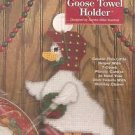 CRAFTS Needlecraft Shop Christmas Trimmings Goose Towel Holder Kit 410022 974048
