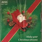 1986 Vintage Antique AVON Sales Catalog Book Brochure Campaign 21