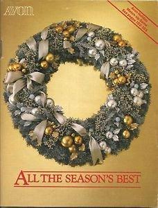 1984 Vintage Antique AVON Sales Catalog Book Brochure Campaign 25