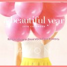 "Avon 2018 12-Month Calendar Collectible ""A Beautiful Year"" New Beginnings (Qt 2)"