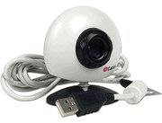Labtec Portable Digital Video Webcam - White (USB)