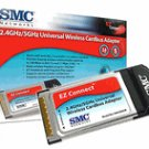 SMC 802.11 A & B Dual Frequency Wireless LAN Card