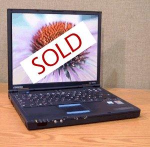 Compaq Evo N600c PIII  1.06 GHz 40 GB HardDrive DVD Rom + Free Webcam