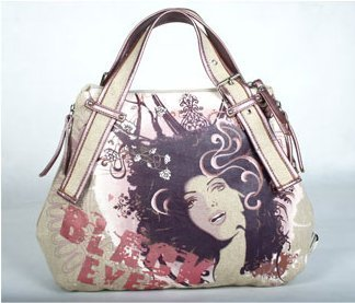 Blackeyes Brand new handbag made in china. hot selling pink