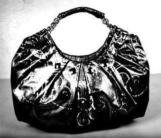 Blackeyes Brand new handbag made in china. hot selling enamel leather