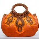 Blackeyes Brand new handbag made in china. hot selling orange