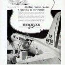 1941 Douglas Aircraft Print Ad-Army DC-3 Transport Plane
