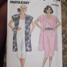 Vintage Butterick 5584 sz 14 16 18 Uncut from 1987