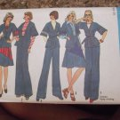 Vintage Simplicity Pattern 7271 size 14 from 1975