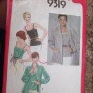 Vintage Simplicity Pattern 9319 Sz 14 1979