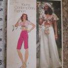 "Vintage Simplicity Pattern 5695 1973 size 12 34"" Bust"