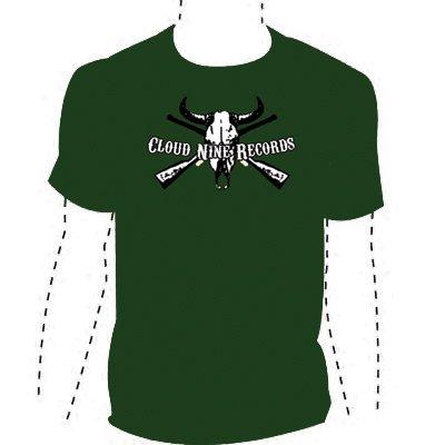 Skull T-Shirt GREEN