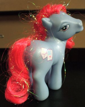 My Little Pony Love Wishes - Final Mail Order Pony - 2005