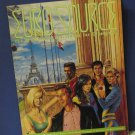 Cyberpunk CP3901 Eurosource Europe Theatre Sourcebook Talsorian Games 1991 RPG