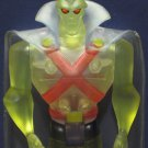 """Justice League Unlimited Animated Martian Manhunter Clear Action Figure 4 1/2"""""""