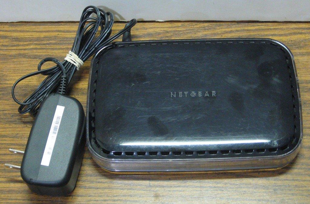 Netgear N150 Wireless Router / 10/100 4-Port Switch WNR1000