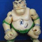 Teenage Mutant Ninja Turtles Tattoo Sumo Wrestler Action Figure 1991 Vintage