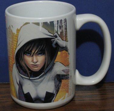 Spider Man Gwen Stacy Spider Gwen Coffee Mug - Zak! Designs - New - Marvel
