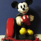 Disney Mickey Mouse ATT Touchtone Phone Red - 1992 Vintage