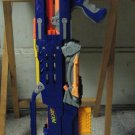 Nerf N-Strike Long Shot Soft Dart Gun With Magazine Clip - Longshot - Blue