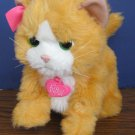 FurReal Friends Daisy the Plays With Me Kitty A2003 - 2009 Hasbro