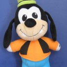 Disney Babies Goofy Plush Talking Baby Doll 2009 Fisher Price 11""