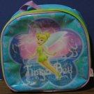 "Disney Tinker Bell Lunch Bag - 8.5"" x 8"" x 3.5"" - Zak - Tinkerbell"