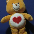 "Care Bears Get Well Tenderheart Bear Talking Plush - 12"" - 2004"