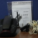Clarity C410 Amplified Cordless Telephone - 2009 - Black