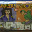 FightBall Card Game Cavaliers vs Team Sport - CAG522