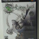 Sony Playstation 2 Digital Devil Saga - PS2 - Atlus