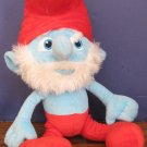 "Smurfs Movie Papa Smurf 12"" Prize Plush Doll - Kellytoy 2013"
