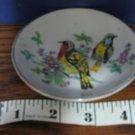 """Mini Collector Plate - Songbirds Themed - 4"""" - Made in Korea - Song Birds"""