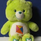 "Care Bears Do Your Best Bear 13"" Plush 2004 Play Along - Rare"