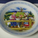 "A Dog of Flanders 7"" Collector Plate Limited Collection Original  Giving Flowers"