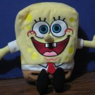 "Spongebob Squarepants 8"" Plush - Ty - 2011"