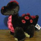 """Webkinz Cocoa the Dinosaur HM338 - No Code - Ganz 9"""" Plush"""