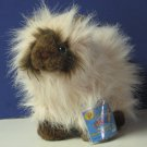"Webkinz Himalayan Cat HM165 With Code Ganz 8"" Plush"